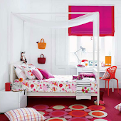 Girl Room Interior Design