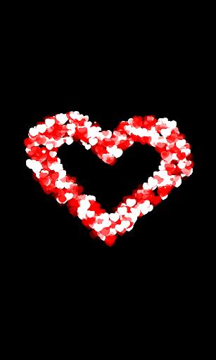 Hearts Live Wallpaper Lite