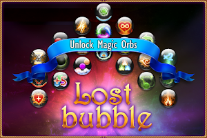 Screenshot of Lost Bubble - Bubble Shooter