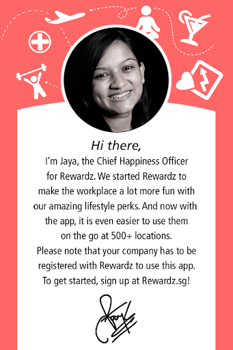 Rewardz Employee Perks