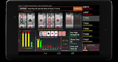 Screenshot of Poker Texas Hold 'Em Pro