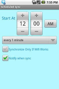 ScheduledSync - screenshot thumbnail