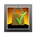 Gallery lock Hide pictures icon
