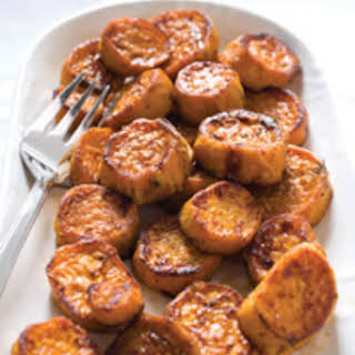 Cook's Illustrated's Roasted Sweet Potatoes.