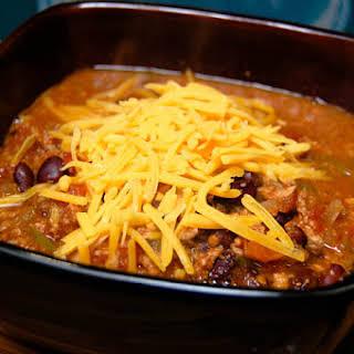 Chili Con Carne.