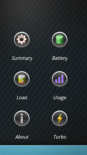 Battery Usage Statistics Lite