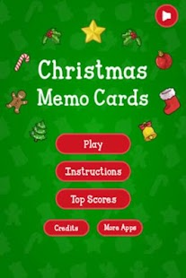 Christmas Memo Cards- screenshot thumbnail