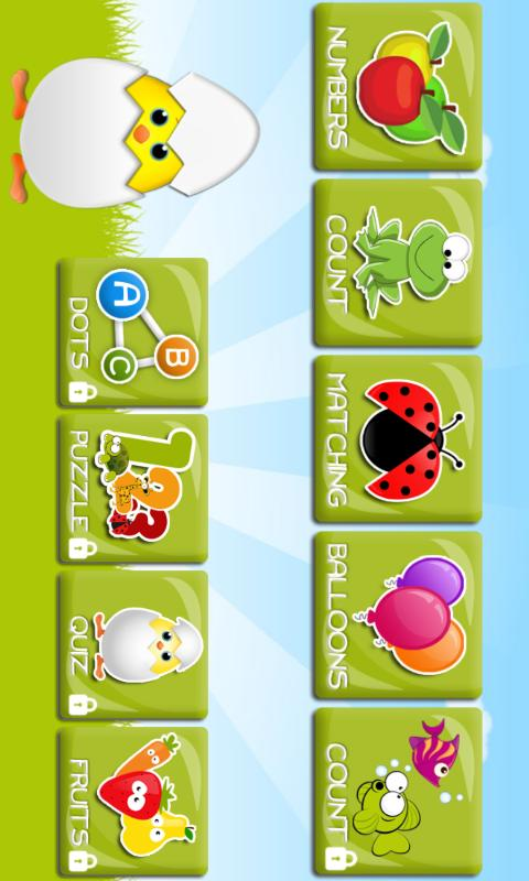 Kids Math Lite- screenshot