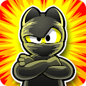 Ninja Hero Cats Premium icon