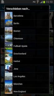 GMX Fotoalbum - screenshot thumbnail