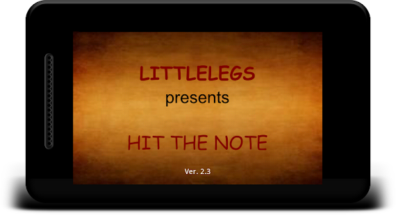 Hit The Note-Guess Music Note- screenshot thumbnail