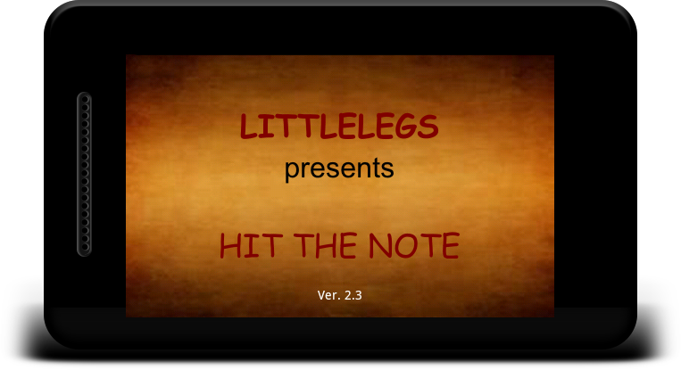 Hit The Note-Guess Music Note- screenshot