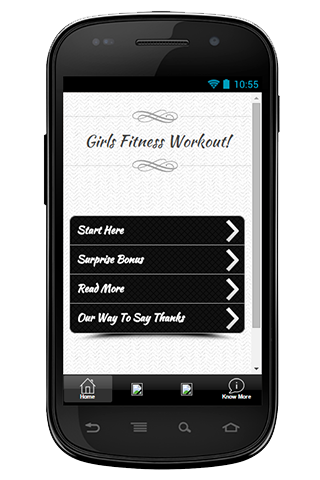 Girls Fitness Workout Guide