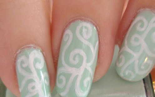 Nail Art Live Wallpaper - screenshot thumbnail