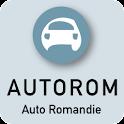 AutoRom logo