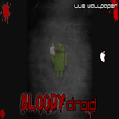 Live Wallpaper - Bloody Droid