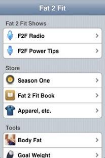 Fat 2 Fit - screenshot thumbnail
