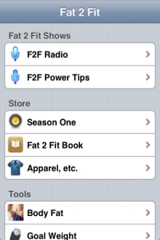 Fat 2 Fit - screenshot