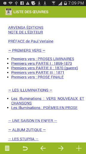 Rimbaud : Oeuvres intégrales
