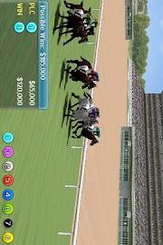Virtual Horse Racing 3D Screenshot 2