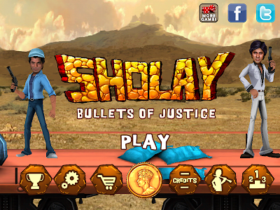Sholay: Bullets of justice v1.7