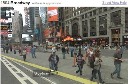 street-view-blurry-faces-in-manhattan