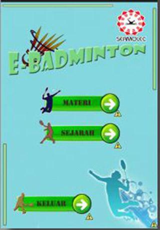 E-Badminton