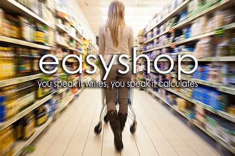 Shopping List - EasyShop Free