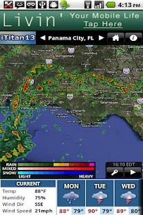 WMBB Radar- screenshot thumbnail