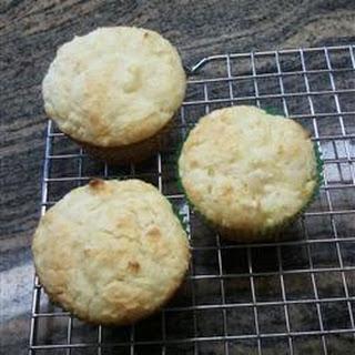 Pineapple Ricotta Muffins.