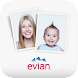 evian baby&me app - reloaded icon