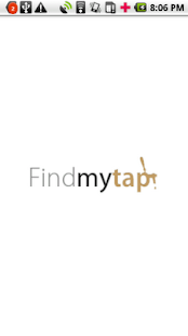 Findmytap (Find my tap) - screenshot thumbnail
