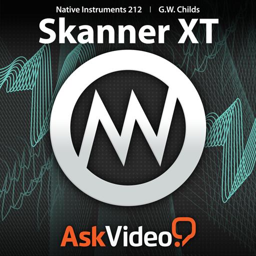 NI Skanner XT Explored LOGO-APP點子
