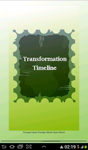 Transformation Timeline screenshot 10