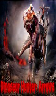 Dinosaur Hunter: Arrows