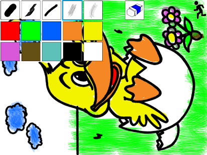 Kids Paint Coloring Free