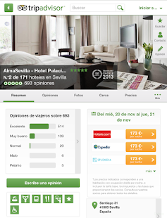 TripAdvisor - screenshot thumbnail