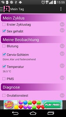 Mein Kinderwunsch - screenshot
