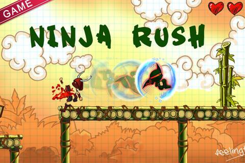 Ninja Rush - screenshot
