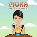 Mora, My Personal Psychic! logo