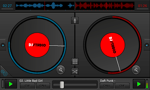 DJ Studio 5 Free music mixer - For PC (Windows 7 8 10 XP) Free Download