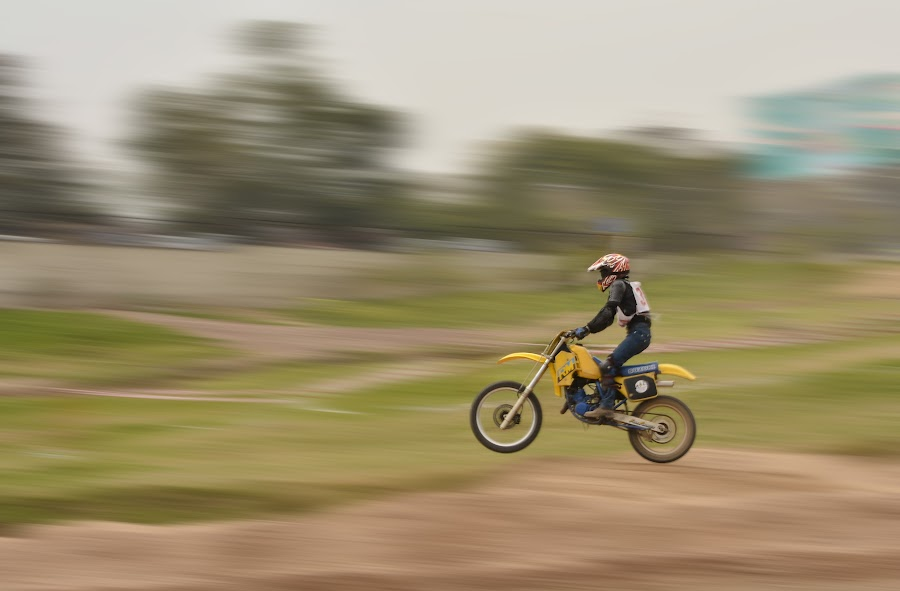 Flying Trail! by Mudassar Ahmed - Transportation Motorcycles