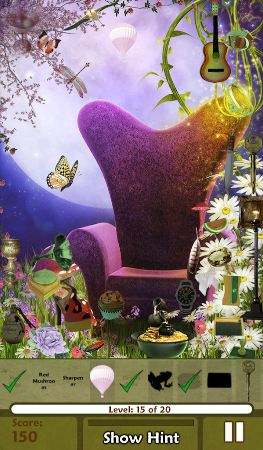 Hidden Object Blooming Gardens Android Apps On Google Play