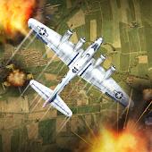 B17 Flying Fortress plane sim