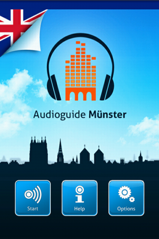 Audioguide Münster (EN)- screenshot
