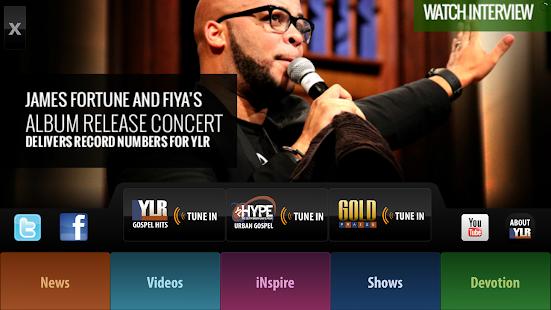 Yes Lord Radio - screenshot thumbnail