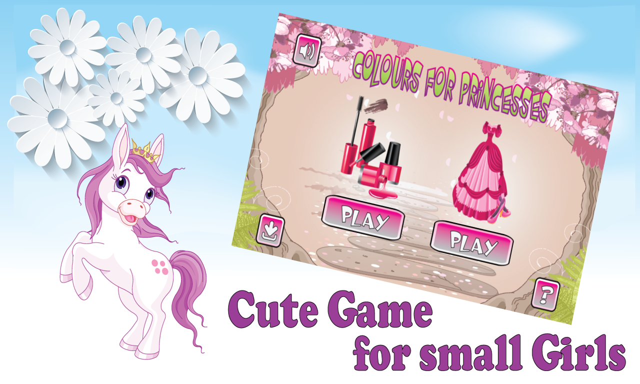 Games for girls colors android apps on google play - Colors for girls ...