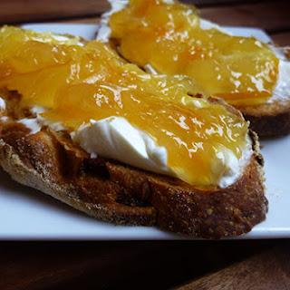 Orange-Grapefruit-Ginger Marmalade.