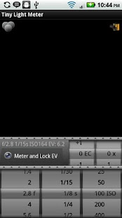 Tiny Light Meter - screenshot thumbnail
