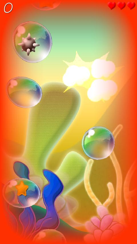 Bubble Burst 2- screenshot